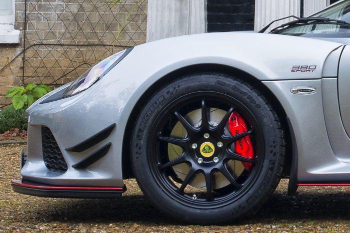 Exige Sport 380 Wheel Image