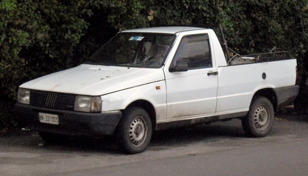 A Fiat Torino pick-up második generációs változata.