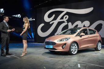 Itt az új Ford Fiesta!