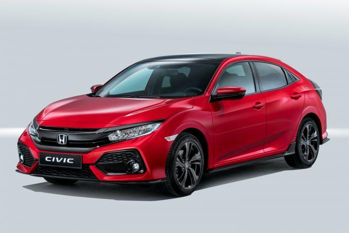Családi autó: Honda Civic