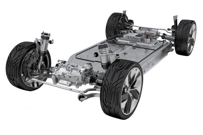 Elektromos crossoverrel virít a Jaguar 2