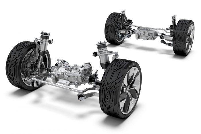 Elektromos crossoverrel virít a Jaguar 3