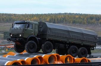 Egyre jobban veszik az oroszok a Kamazt