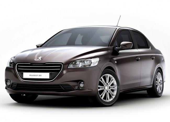 Friss arcot kapott a Peugeot olcsó szedánja 2