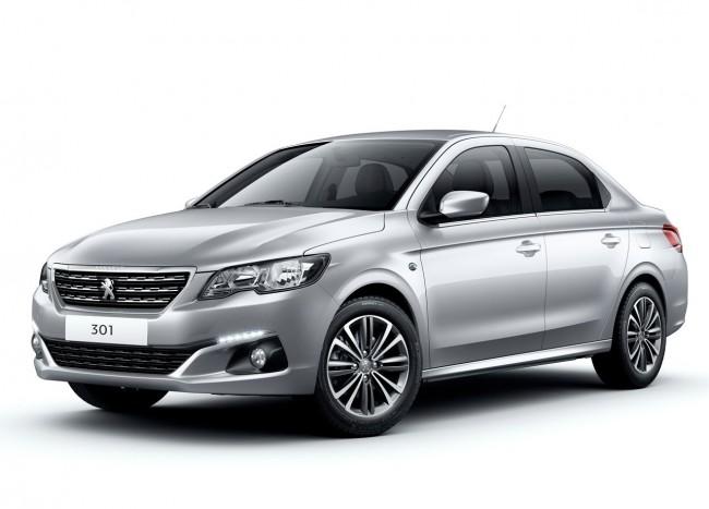 Friss arcot kapott a Peugeot olcsó szedánja 3
