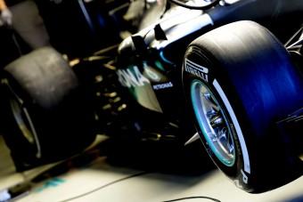 F1: Hamilton gyengébb gumikat kér Mexikóra