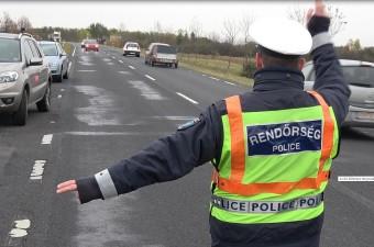 közlekedési rendőrök látásvizsgálata)