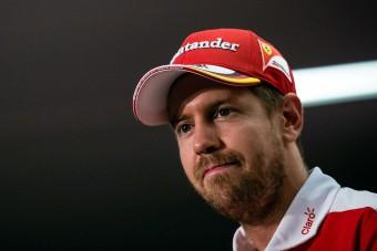 F1: Vettel mellényúlt a Ferrarival?