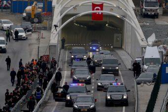Világrekorder alagút épült Európa és Ázsia között