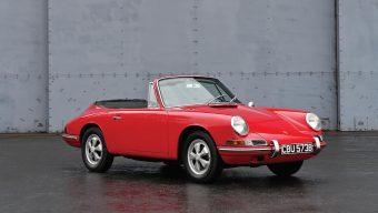 Ennél régebbi Porsche 911 kabriót nem vehetsz