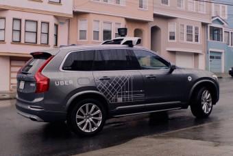 24 ezer Volvót alakít önvezetővé az Uber
