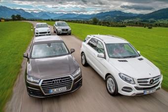 Melyik a legjobb prémium SUV?