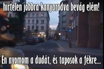Íme a magyar suzukis, aki állandóan balhéba kerül