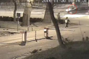 Megrázó videó egy nyíregyházi gázolásról, a sofőr nem is fékezett
