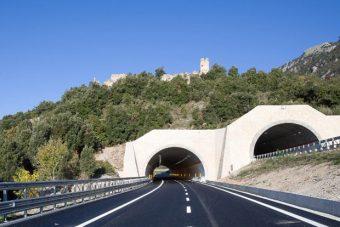 Befejezték az autópályát, ami 55 évig épült