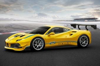 Nem épített még ilyen autót a Ferrari