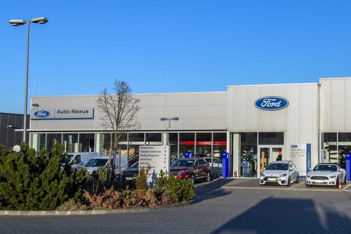 Debrecenben, Győrött és Veszprémben nyílt Ford Store november közepén