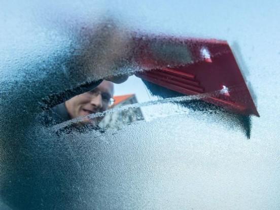 Frost-windscreen