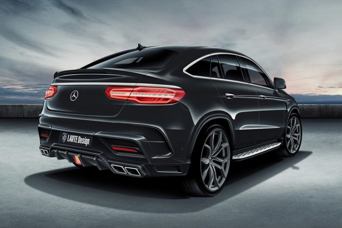 Larte Mercedes-Benz GLE Coupe