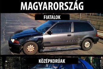 Négy erős fotó, ami mutatja hol tart Magyarország