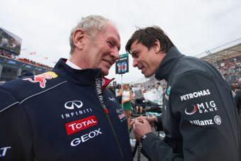 F1: Egymásnak ment a két osztrák