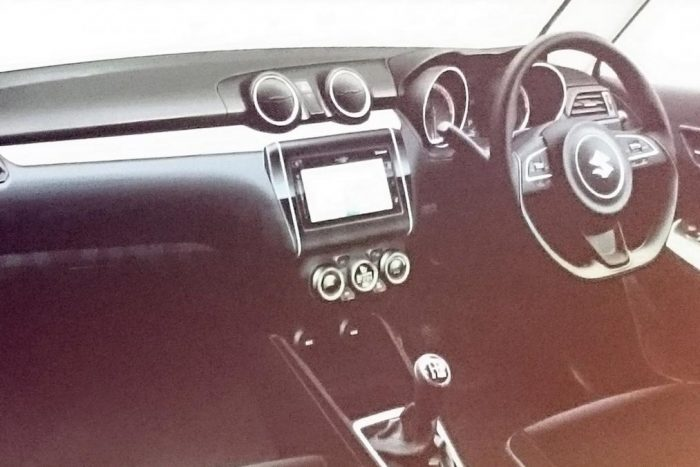 Next-Maruti-Swift-interior-leaks