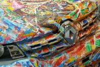 Elkészült az első F1-es art car 2
