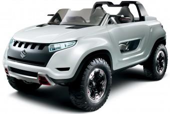Vadonatúj Suzuki SUV jön jövőre