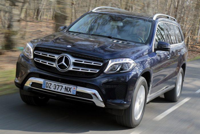 Mercedes-Benz GL / GLS, illetve ML / GLE (2014.07. - 2016.09. közötti gyártás) Elromolhat az ülésfoglaltság-érzékelő, így balesetben elmaradhat a légzsák nyitása.