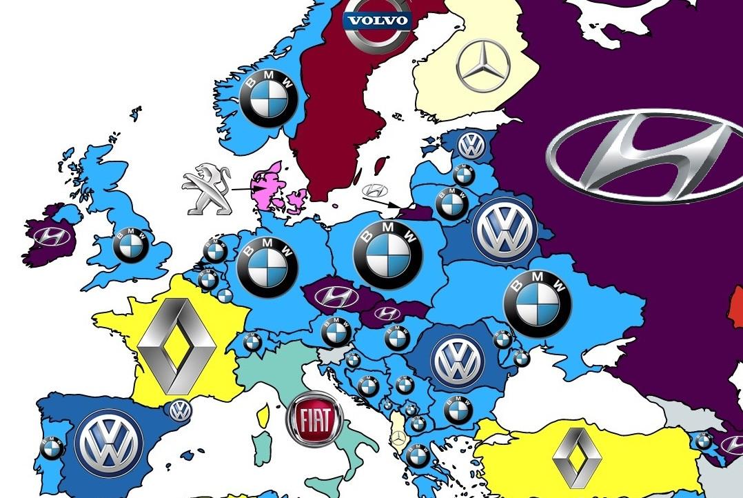 Európa full BMW-mániás