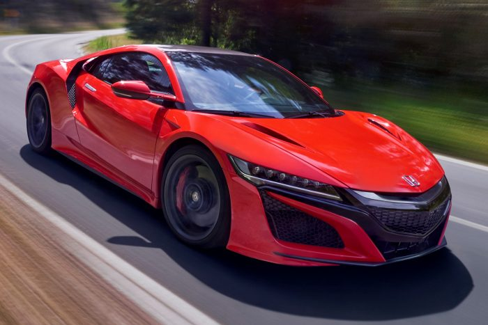 Acura NSX - Luxury Green Car of the Year
