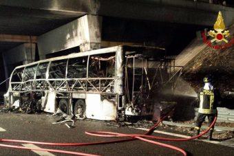 Nem a fáradtság okozhatta a magyar buszbalesetet