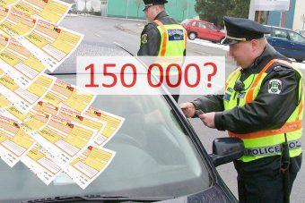Félretájékoztatták az autósokat, nincs 150 ezres bírság