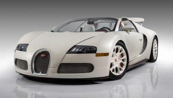 Ma megveheted a botrányos bokszoló Bugattiját