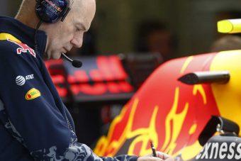 F1: Háromszor kísértette meg Newey-t a Ferrari