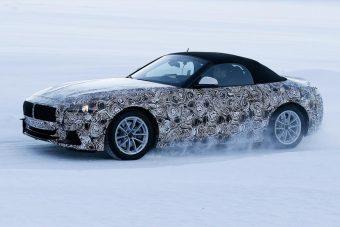 Még idén jön a BMW új roadstere