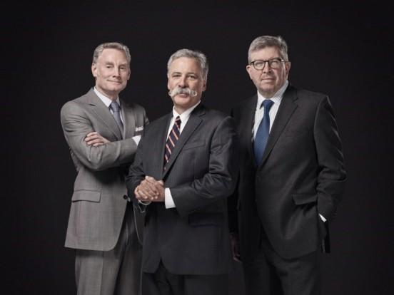 Az új vezérkar: Bratches, Carey és Brawn