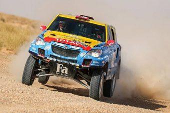 Ennyi volt, Szalayéknak véget ért a Dakar