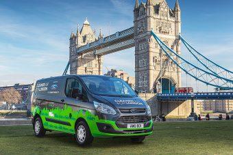 Transitokkal küzd London levegőjéért a Ford