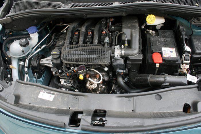 Alacsony szervizköltségeket ígér a feltöltés nélküli, szívó benzines motor