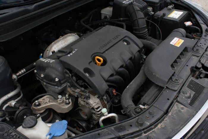 A Cee'd leggyakoribb motorjai láncos vezérlésűek, a lánc a motor teljes élettartamát kiszolgálja