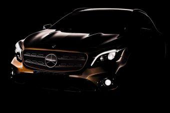 Napokon belül megújul a legkisebb Mercedes SUV
