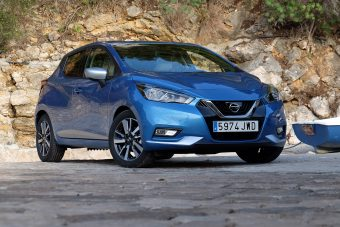 Nemcsak nőknek: új Nissan Micra