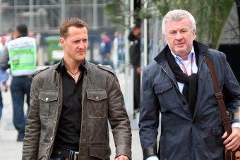 F1: Könyörögtek Schumachernek, hogy ne csinálja