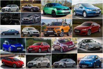 Ezek az év legjobb új autói
