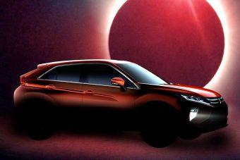 Mitsubishi Eclipse Cross – új crossover a látóhatáron