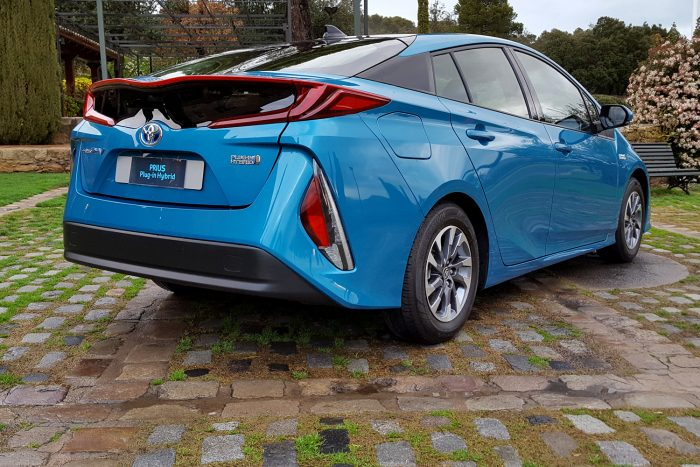 Vezettük: Toyota Prius plug-in 2017