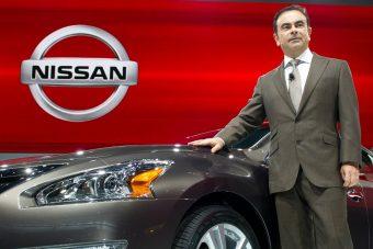 Szabadlábra került, de nem szabad Carlos Ghosn