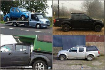 Kettétörnek a Nissan pickupok