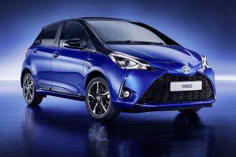 Megérkezett az új Toyota Yaris